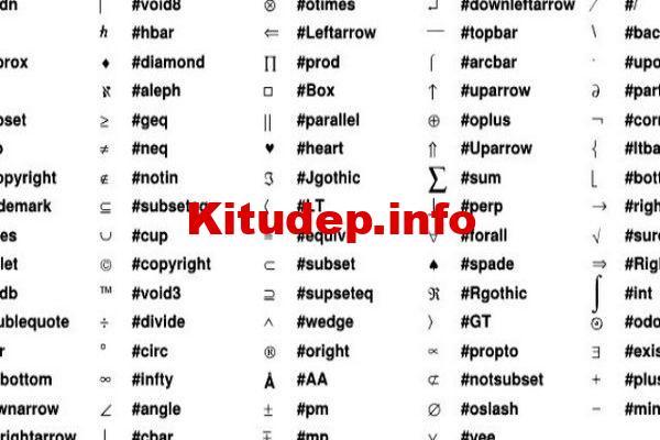 ki-tu-dac-biet-html